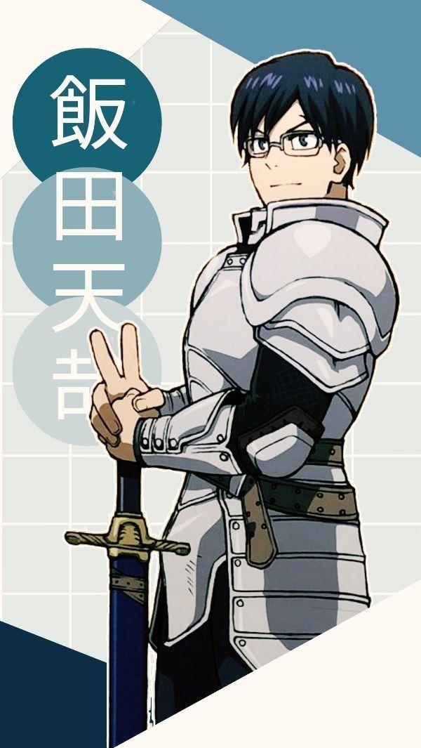 Boku No Hero Academia Iida Tenya My Hero Iida Hero