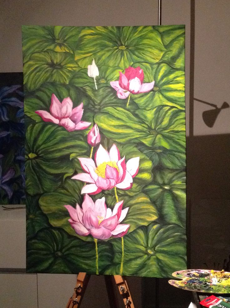 Painting; The Thai experience.