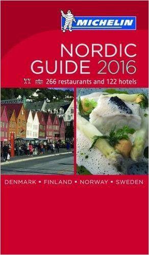 Michelin Nordic Guide 2016