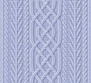 Aran Pattern Mix | Cool knitting pattern