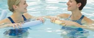 Exercises to Do in a Swimming Pool | LIVESTRONG.COM