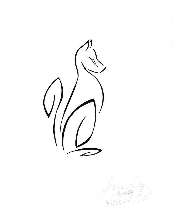 Cartoon Dog Tattoo Designs