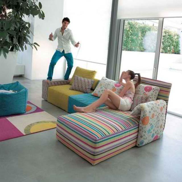 Hi-Tech-The-Kube-Design-Sofa-by-Linea-Italia-Cool-Sofa
