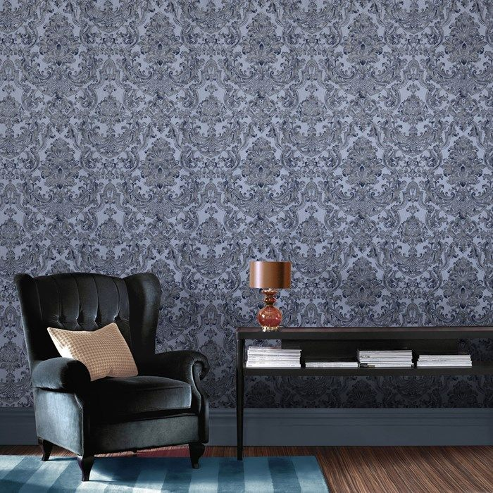 18 best Home - Wallpaper images on Pinterest | Damascus, Damasks and ...