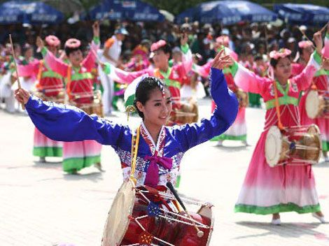 changbai asian personals The issue centers around the fact that the source of the water was named as changbai mountain changbai is the chinese name for baekdu mountain, a mountain between the border of north korea and china.