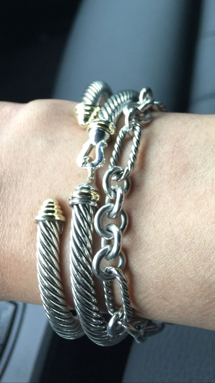 Best 25 david yurman ideas on pinterest yurman ring for David yurman like bracelets