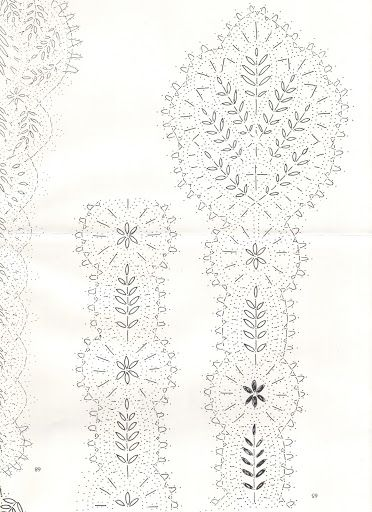 Bedfordshire lace patterns - isamamo - Picasa Albums Web