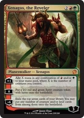 Xenagos, the Revelar