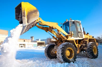 Calgary Commercial Snow Removal