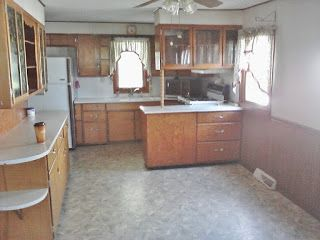 Farmhouse Kitchen Remodel - A Room with a View - Knick of Time