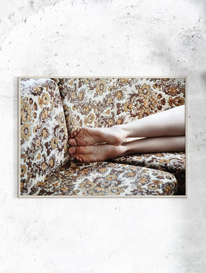 Image of RESTLESS FEET BY JULIE PIKE
