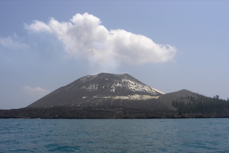 Image Result For Global Volcanism Program Krakatau