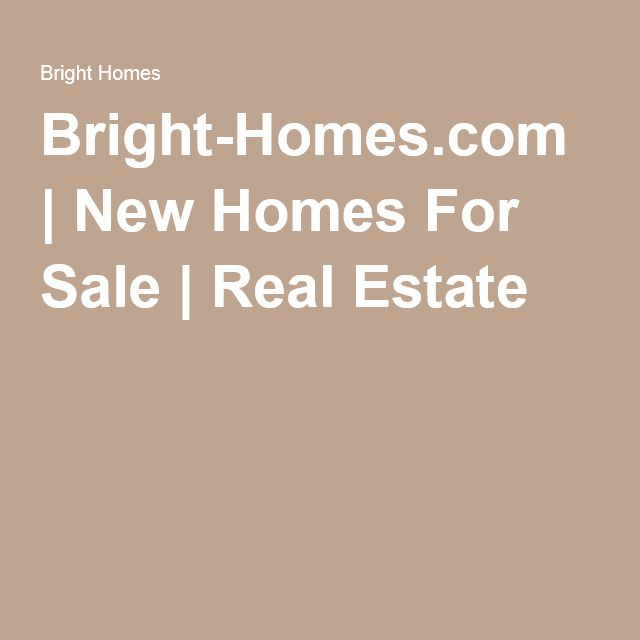 Bright-Homes.com | New Homes For Sale | Real Estate