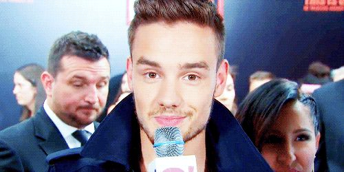 When he smiled and my body physically combust into a raging fireball of hot dust and ash. | 30 Times Liam Payne Was The Most Perfect Member Of One Direction In 2013
