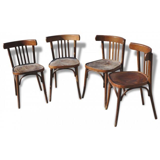 1000 id es sur le th me chaises de bistrot sur pinterest for Chaise de bistrot