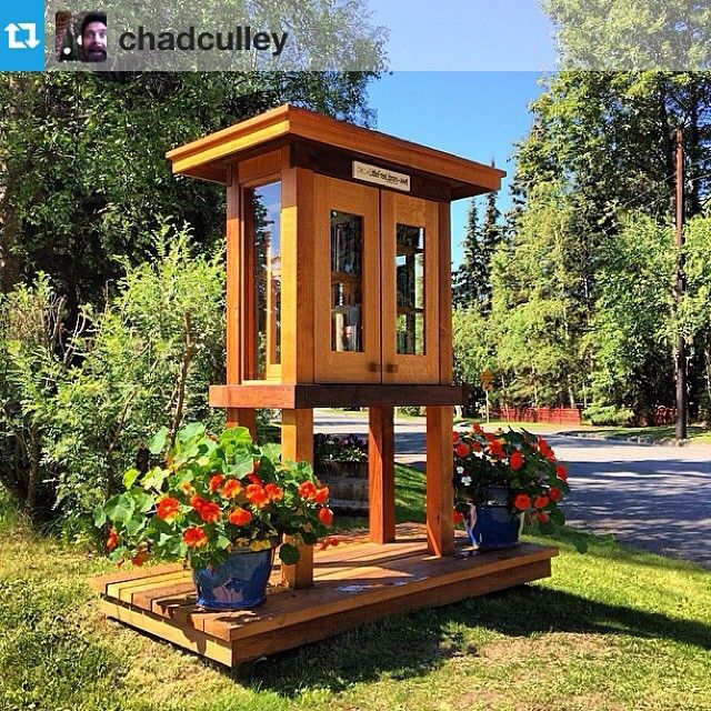 22 of the most creatively designed Little Free Libraries