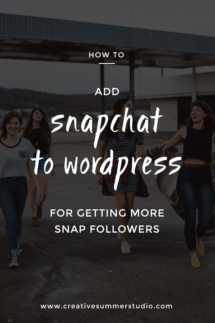 How to format your blog post to get more social media share - Do You Want To Have More Followers On Snapchat