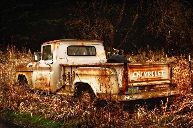 https://flic.kr/p/G1X1aF | Abandoned-Truck