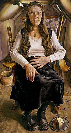 Portrait with Grave Goods, Michael Taylor, 2004