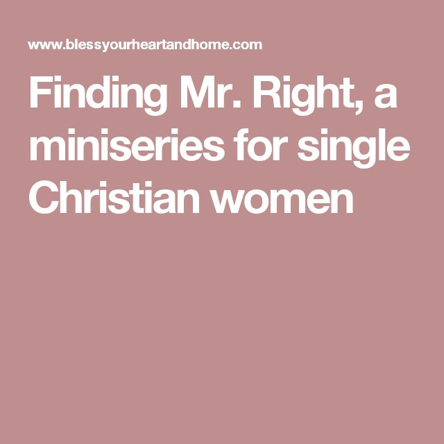 "ridgeland single christian girls Why are christian single women being forbidden from at least considering and the paradox that crops up any time ""the christian singles mess"" goes open."