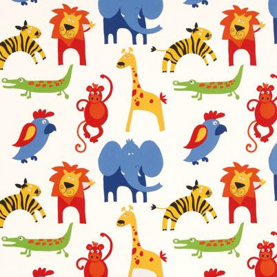 9 best images about children 39 s fabrics on pinterest for Childrens jungle fabric
