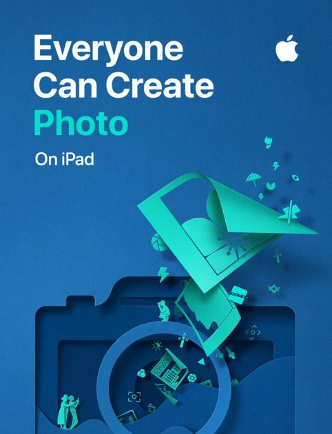 everyone can create photo apple education 아이폰 무료 일본