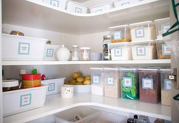 15 Stylish Pantry Organizer Ideas For Your Kitchen
