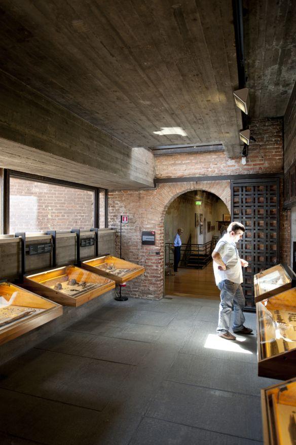 Museo di Catelvecchio  @ Verona by Carlo Scarpa