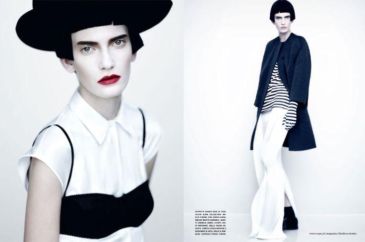 Vogue Italia February 2011