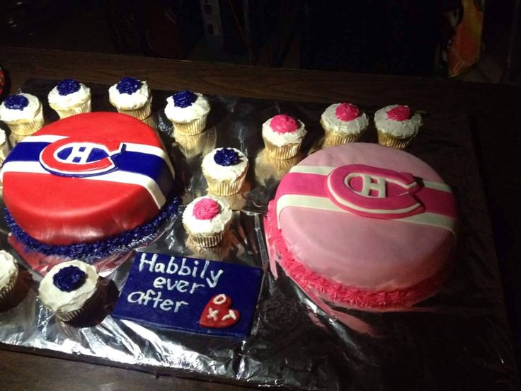Habbily ever after. Soumis par / Submitted by Tonya Baggs #GoHabsGo