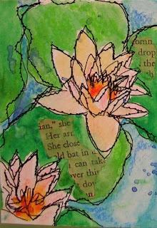 Kelli Nina Perkins: More Thread Sketching