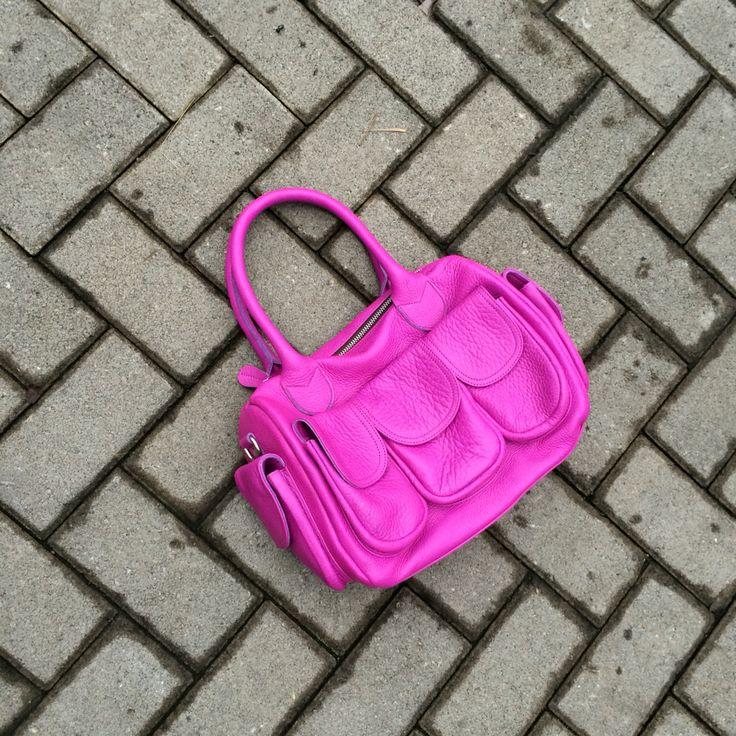 Speedy Pink bag