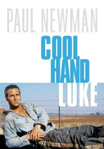 Cool Hand Luke -- When Luke Jackson is arrested for drunkenly vandalizing parking meters, he is sentenced to serve time on a prison chain gang.