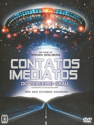 Contatos Imediatos do Terceiro Grau - DVDRip Dublado