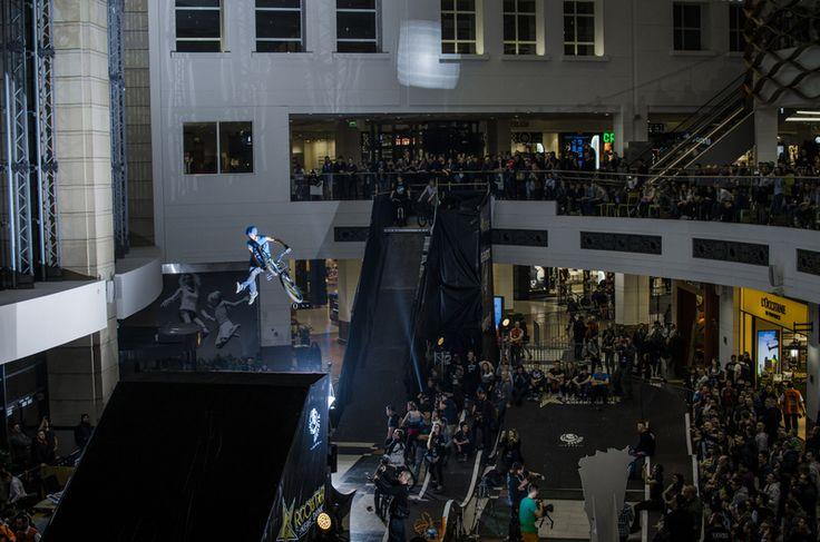 Down Mall w Arkadii  fot. Bartłomiej Andrzejewski