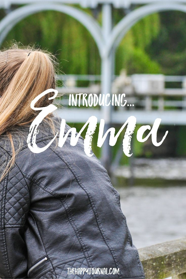Introducing... Emma - The Happy Journal