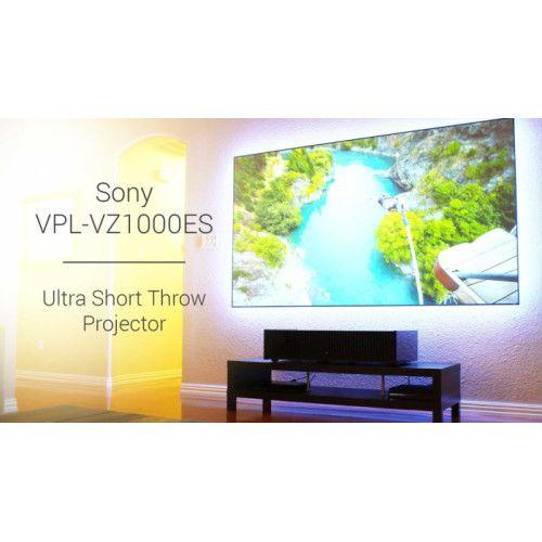 Sony VPL-VZ1000ES : Nouveau projecteur Laser 4K à focale Ultra Courte (HD-Numérique)