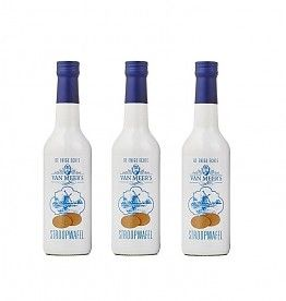 Van Meers Stroopwafel Liqueur order online in webshop - Stroopwafel World - Sharing the stroopwafel with the world