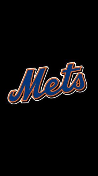 New York Mets iPhone Wallpaper