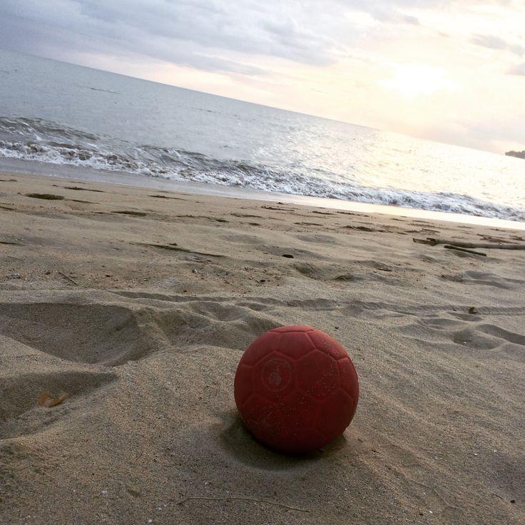Beach handball  balonmano playa