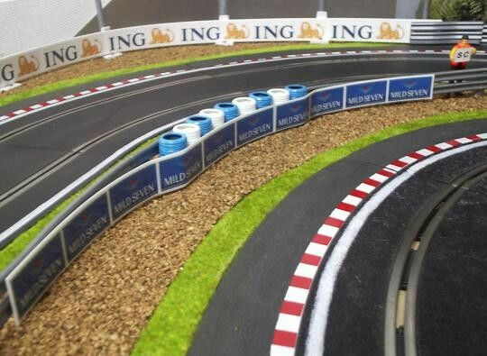 Best 25 tyco slot cars ideas on pinterest slot car race for Decoracion circuitos slot