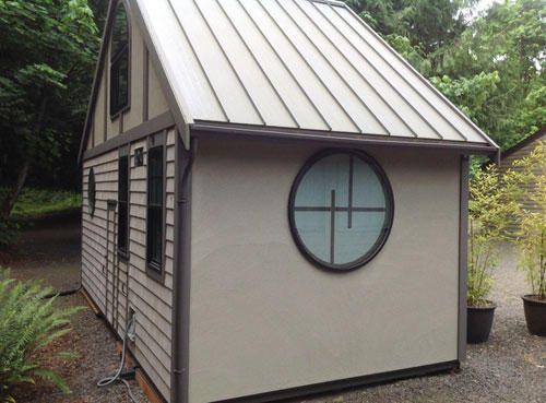 Kleines Haus mit viel Platz 26 Quadratmeter Glück