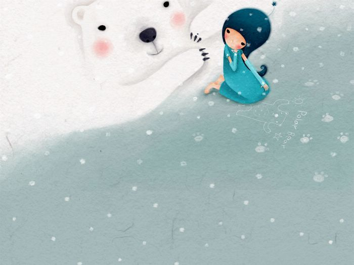 Wallpaper Series of Echi Illustrations (Vol.03)   - Korean Echi Illustration Wallpaper 10