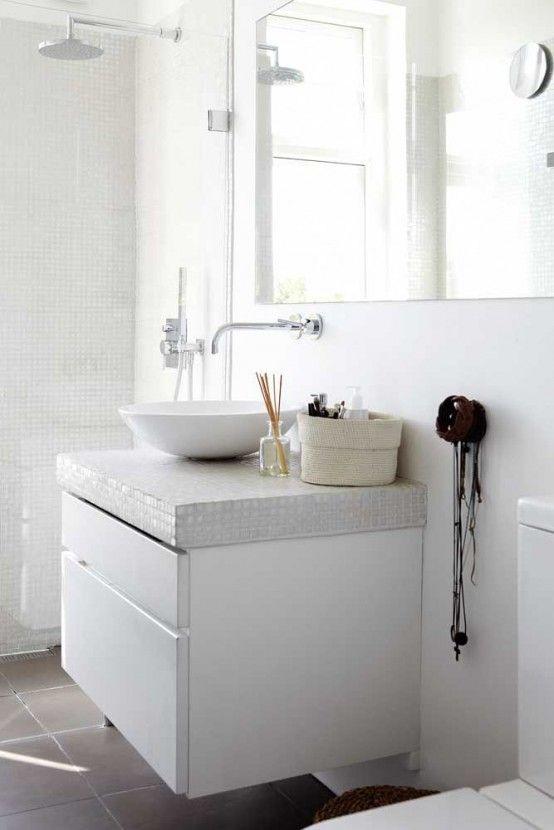 Stunning Scandinavian Bathroom Design