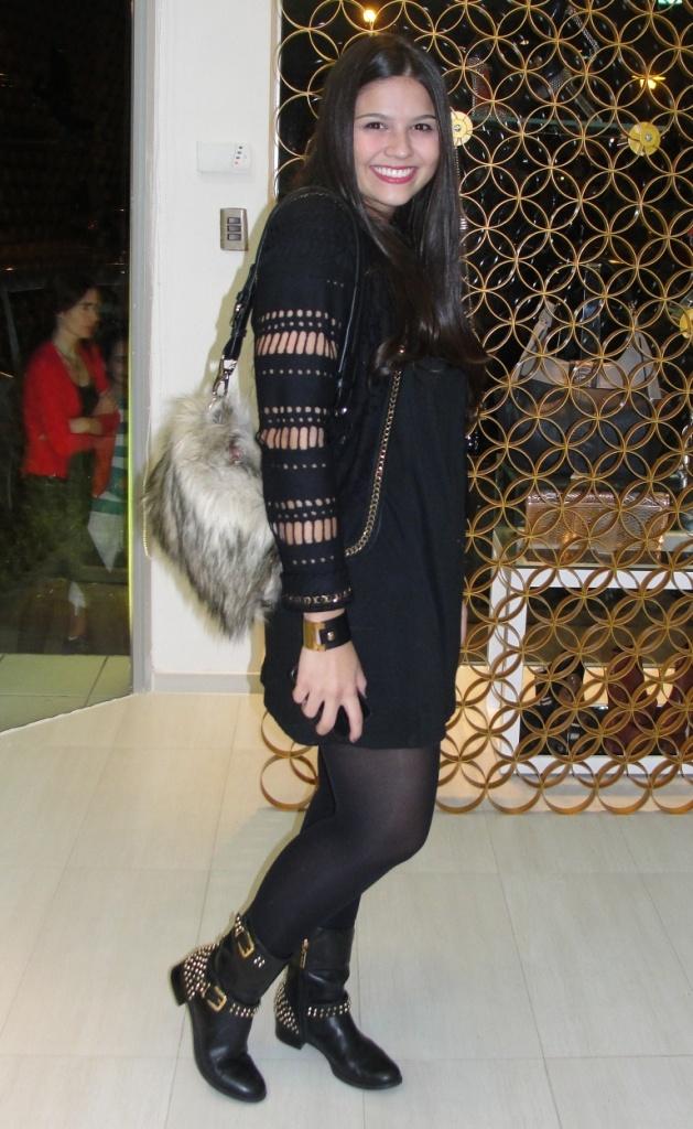 Ericka Suárez en el cóctel de Invierno 2013 DEPASO