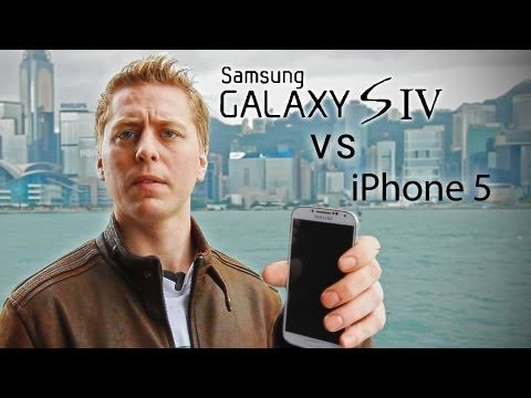 Samsung Galaxy S4 vs iPhone 5 Drop Test! http://www.dsstyles.com/news/2013/video-drop-test-comparison-samsung-galaxy-s4-s3-and-iphone-5.html