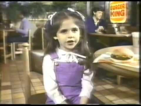 Burger King Ads Through the Decades - DoYouRemember?