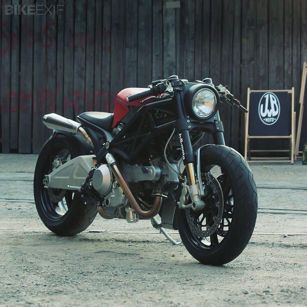 JVB-Moto Ducati Monster 1100 Custom | Gear X Head