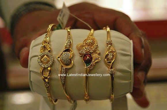 Daily Wear Gold Bracelets
