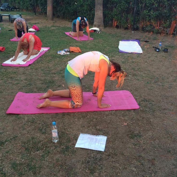 Pilates- matka 2016